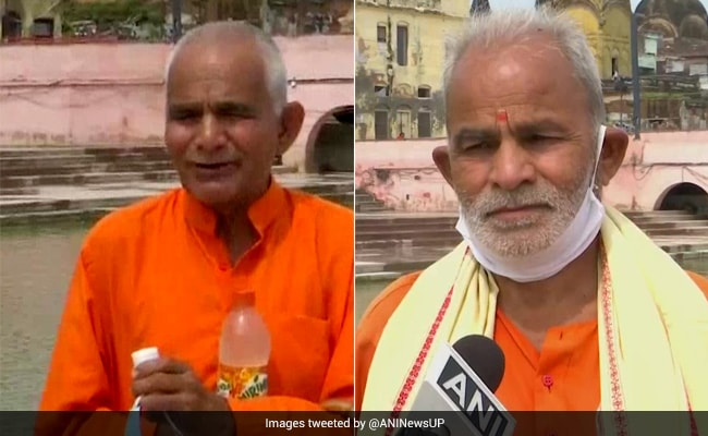 2 Brothers, Who Collected Water From 150 Rivers For Temple, Reach Ayodhya