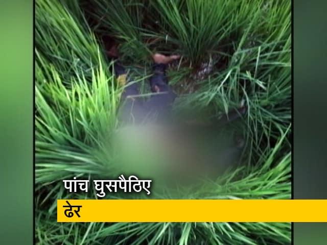 Videos : पंजाब : संदिग्ध आतंकी गिरफ्तार, छापे जारी
