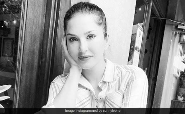 Sunny Leone Shares A Pic Of Her Easy Breezy Lunch Date Look