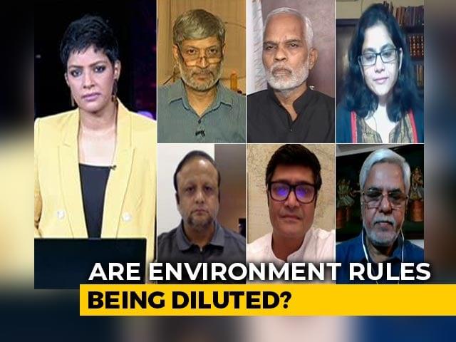 Video : Balancing Priorities: Development vs Environment?