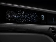 Next-Generation Rolls-Royce Ghost To Be Unveiled In September; Reveals New Starry Interior
