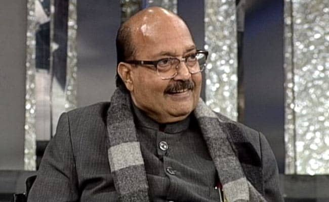 Photo of Amar Singh, The Deft Political Player With Friends In Every Room
