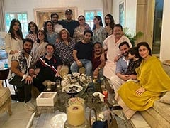 Raksha Bandhan 2020 - Inside The Kapoors' Family Lunch With Kareena-Saif, Ranbir-Alia, Aadar Jain-Tara Sutaria And Others