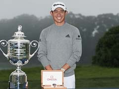 "Collin Morikawa On ""Cloud Nine"" After PGA Championship Victory"