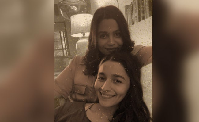 Alia Bhatt And Sister Shaheen Are Taylor Swift Fans 'For Life.' See Pic