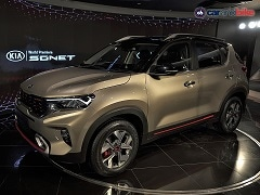 Upcoming Kia Sonet Dimensions And Engine Specs Leaked Ahead Of Launch