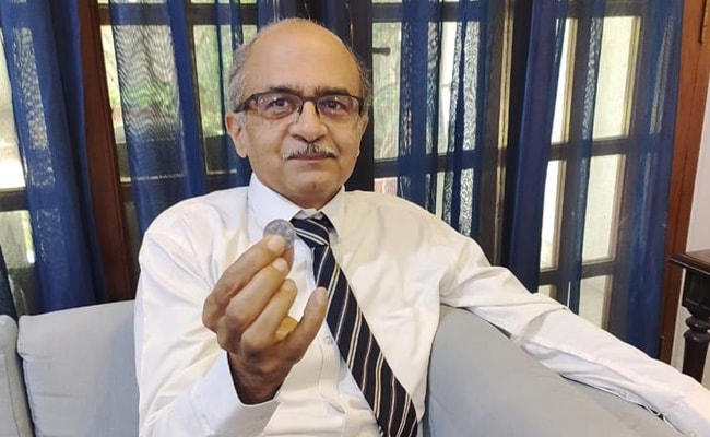 Prashant Bhushan Case: Will Respectfully Pay Rs 1 Fine, Prashant Bhushan  After Supreme Court Order