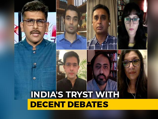 Video : India's Tryst With Decent Debates