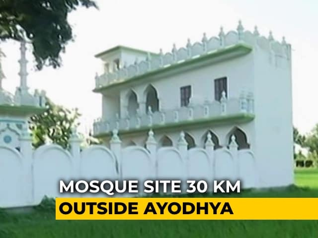 Video : A Look At The Plot Assigned For Mosque In Ayodhya