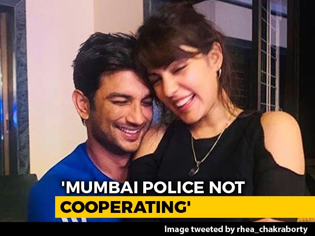 Video: No FIR For Sushant Rajput in Maharashtra, Ours Valid: Bihar To Top Court