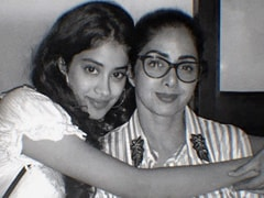 On Sridevi's Birth Anniversary, Daughter Janhvi Kapoor Shares A Priceless Memory