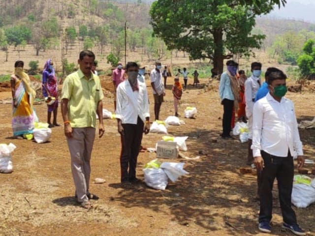 Video : Donate To Help Build Livelihoods Of People In Rural Raigad And Nashik