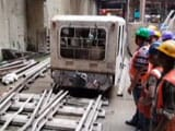 Video : Kolkata Metro Completes India's Deepest Ventilation Shaft