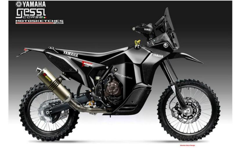 Designer Oberdan Bezzi and custom builder Mauro Gessi have conceived the idea
