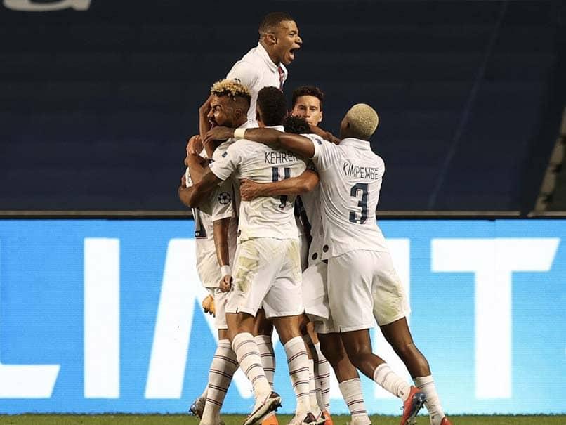Champions League: Eric Choupo-Moting Stars As PSG Stun Atalanta To Reach Semis