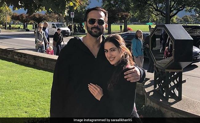 वायरल: रोहित शेट्टी की पुरानी क्लिप 'सैफ अली खान की बेटी' पर सारा को ट्विटर पर गुस्सा