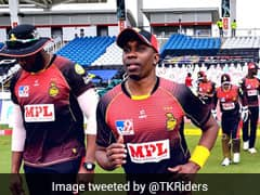 CPL 2020: Trinbago Knight Riders Beat Barbados Tridents By 19 Runs