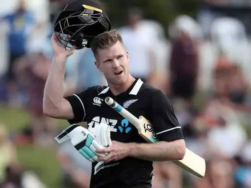 """""""I Dont Know Where To Start"""": Jimmy Neesham Stumped By A Tweet"""