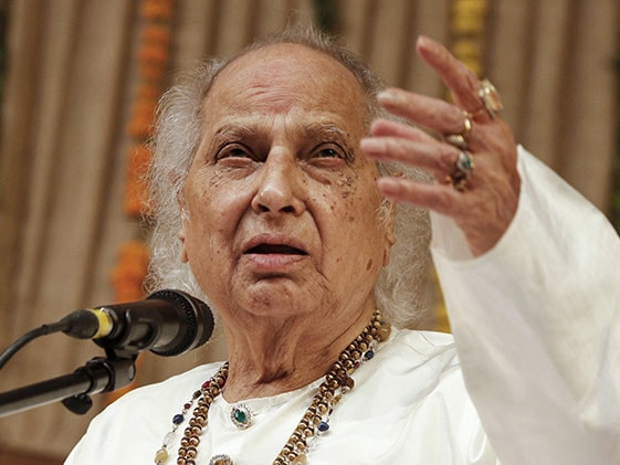 """Pandit Jasraj Brought Harmony, Melody Into Our Lives"": Sonia Gandhi"