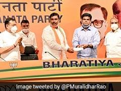 पूर्व IPS अधिकारी 'सिंघम' अन्नामलाई ने थामा BJP का दामन, बोले- 'मैं दिल से राष्ट्रवादी हूं'
