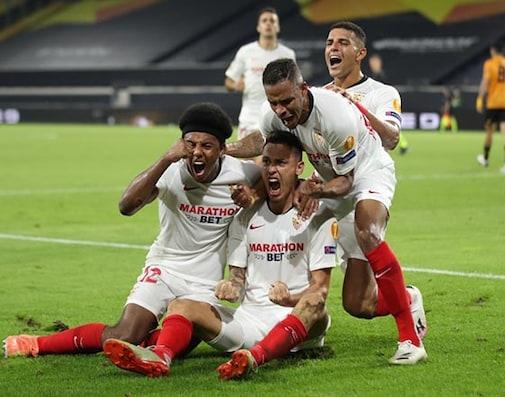 Europa League: Sevilla, Shakhtar Reach Semi-Finals