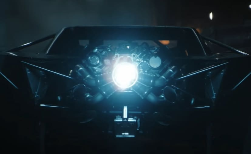Matt Reeves iterations of the Batmobile is more of a car than an armoured tank