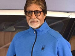 """""""Back Home,"""" Tweets Amitabh Bachchan After Testing Negative For COVID-19"""