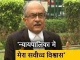 Video : रवीश कुमार का प्राइम टाइम: प्रशांत भूषण पर आरोपों की सुनवाई