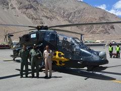चीन से तनाव के बीच IAF के वाइस चीफ ने किया लद्दाख का दौरा, अलर्ट पर रहने को कहा