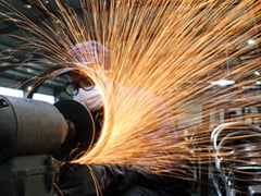Industrial Production Contracts 10.4% In July