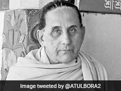 Eminent Vaishnav Scholar Narayan Chandra Goswami Dies