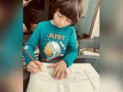 गौरी खान ने बेटे अबराम को यूं समझाया, बोलीं- लॉकडाउन है इसे छुट्टी न समझें