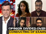Video : 6 Days Left: Should NEET, JEE Be Postponed?