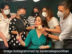 It Takes Kareena Kapoor A Whole Village To Glam Her Up. Hence, Proved!