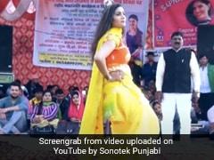Sapna Choudhary ने 'चेतक' सॉन्ग पर यूं किया धमाकेदार डांस, बार-बार देखा जा रहा Video