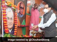 Chambal Progress Way To Be Named After Atal Bihari Vajpayee: Shivraj Chouhan