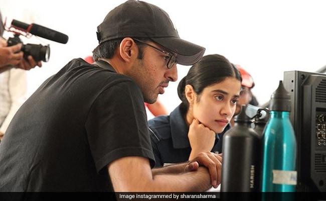Gunjan Saxena The Kargil Girl Janhvi Kapoor Asks For An Edit To Director S Emotional Post On Her