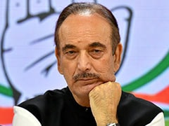 """Misunderstood"": After Ghulam Nabi Azad's Praise For PM Modi, A Clarification"