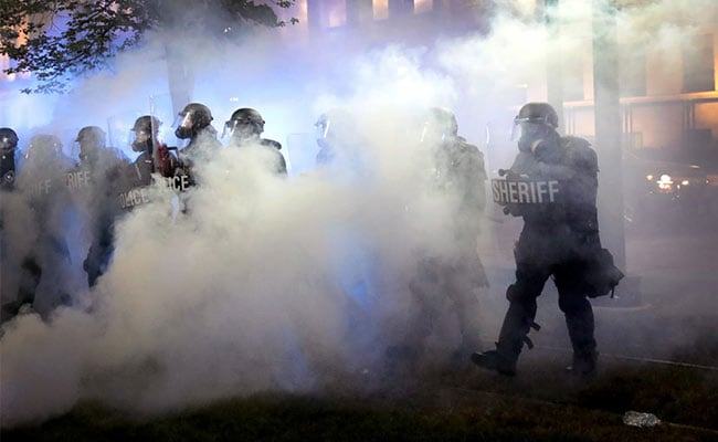 17-Year-Old Arrested After 2 Killed During Protests In US