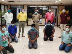 एयरपोर्ट अथॉरिटी ऑफ इंडिया में नौकरी लगवाने के नाम पर ठगी, रैकेट का भंडाफोड़
