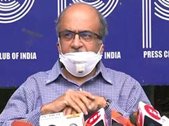 """Regret Error"": Prashant Bhushan After Tweet On Chief Justice Of India"