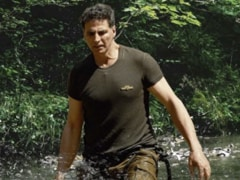 """<I>Into The Wild</i> With The """"Legendary"""" Akshay Kumar - Bear Grylls' Word For Him. The Teaser Looks Crazy"""