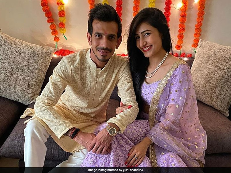 We said Yes: Yuzvendra Chahal announces engagement with choreographer Dhanashree Verma