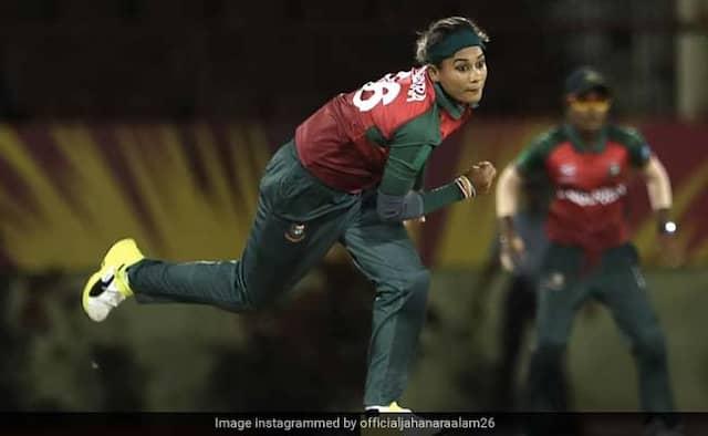 Bangladesh women cricketer Jahanara Alam aspires to take Virat Kohlis wicket