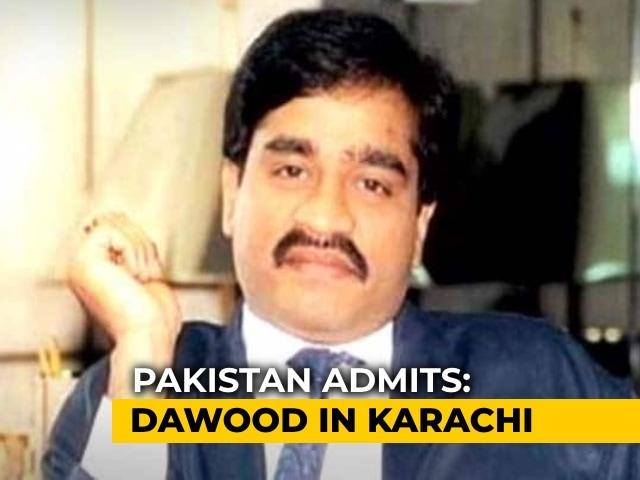 Video : Pak Admits Dawood Ibrahim Address As Karachi, Imposes Financial Sanctions