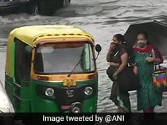 Delhi, Neighbouring Areas Get Intense Rainfall