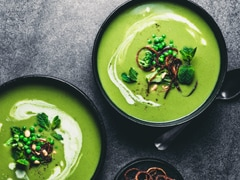 Protein-Rich Soup: This Spinach And Potato Soup Is Perfect For Nippy Evenings (Watch Recipe Video)