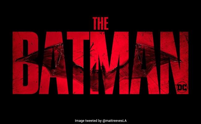 The Batman Director Matt Reeves Reveals Film's Logo. Twitter's Going Crazy