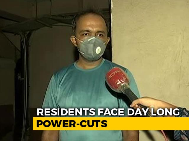 Video : Gurgaon Residents Blame Faulty Drainage System For Waterlogging