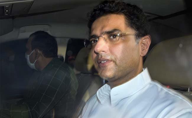 Sachin Pilot Brings Rajasthan Mess To Delhi, Wants Congress Attention